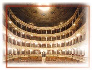 foto del Teatro Gentile