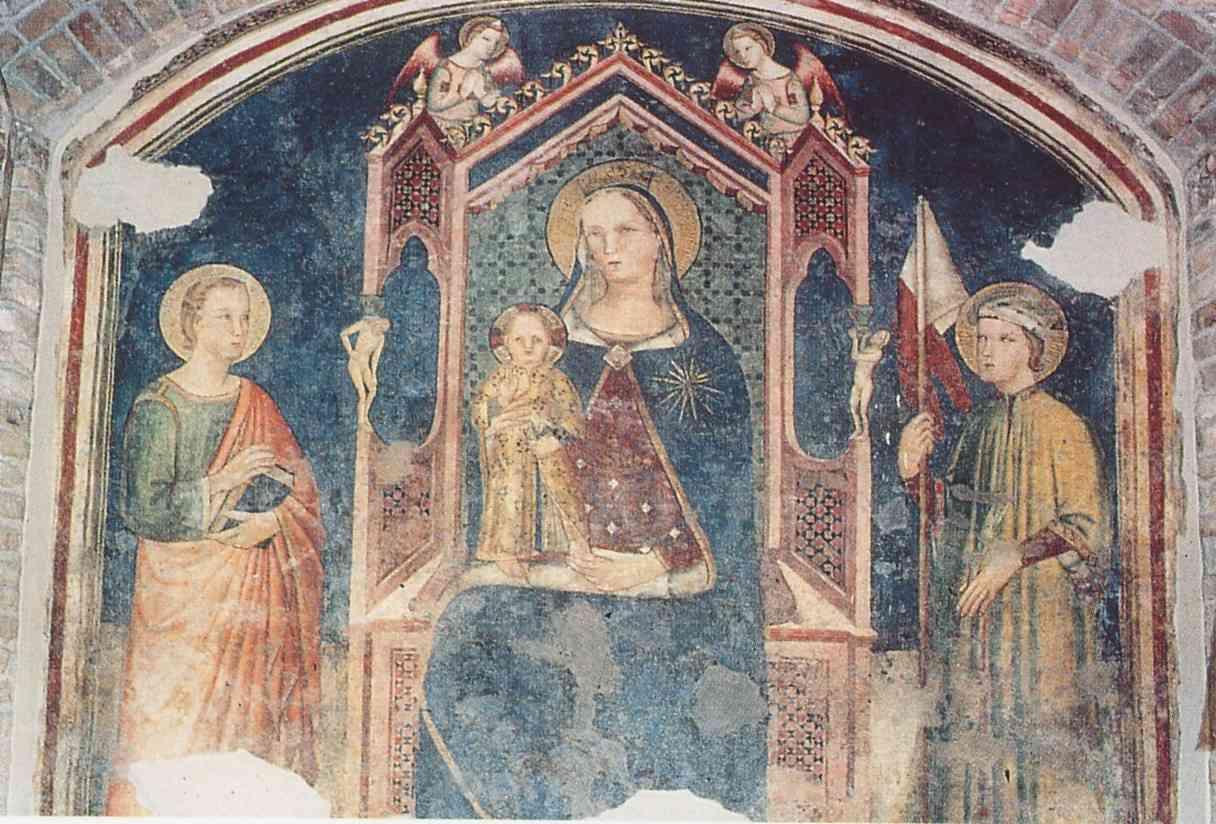 Portico dei Vasari